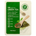 TonyMoly The Chok Chok Green Tea Watery Mask Sheet 1 st