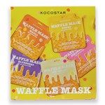 Kocostar Waffle Mask Kit 5 st