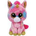 Ty Beanie Boos Fantasia Multicolor Unicorn Regular