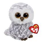 Ty Beanie Boos Owlette White Owl Regular