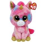 Ty Beanie Boos Fantasia Multicolor Unicorn Medium