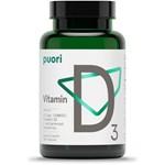 Puori D3 D-vitamin 62,5 ug 2500IE 120 kapslar