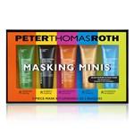 Peter Thomas Roth Masking Minis 5-Piece Mask Kit