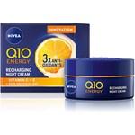 Nivea Q10 PlusC Energizing Night Cream 50 ml