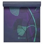 Gaiam 6 mm Yoga Mat Lily Shadows