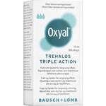 Oxyal Trehalos Triple Action Ögondroppar 10 ml