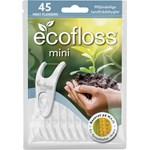 Ecofloss Mini Tandtråd med Hållare 45 st