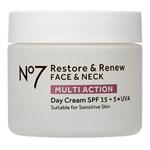 No7 Restore & Renew Day Cream SPF15 50 ml