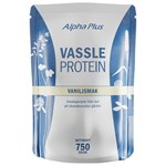 Alpha Plus VASSLEPROTEIN Vaniljsmak 750 g