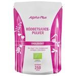 Alpha Plus Rödbetsjuicepulver 250 g