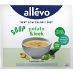 Allévo VLCD Soup Potato & Leek 15 portioner