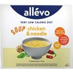 Allévo VLCD Soup Chicken & Noodle 15 portioner
