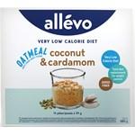 Allévo VLCD Oatmeal Coconut & Cardamom 15 portioner