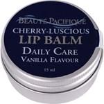 Beauté Pacifique Cherry-Luscious Lip Balm Vanilla 15 ml