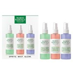 Mario Badescu Spritz Mist Glow Kit 3 x 118 ml