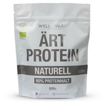 WellAware Ekologiskt Ärtprotein Naturell 500 g