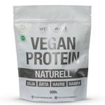 WellAware Vegan Protein Blend Naturell 500 g
