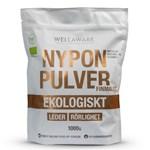WellAware Ekologiskt Nypon Finmald 1 kg