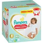 Pampers Prem Protection Pants S6 15+ kg 56 st