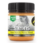 Steens MGO 83+ Raw Multifloral Manukahonung 250 g