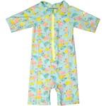 Geggamoja UV Suit Flamingo 18