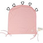 Geggamoja UV Curtain Pink 16 One Size