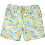 Geggamoja UV Swim Shorts Flamingo 18