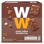 WW ViktVäktarna Chokladbar med Kola- och Browniesmak 5 st