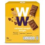 WW ViktVäktarna Chokladbar med Karamellfyllning 6 st