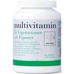New Nordic Multivitamin för Vegetarianer & Veganer 120 st