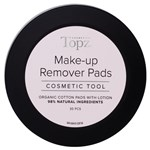 Topz Cosmetics Make-Up Remover Pads 30 st
