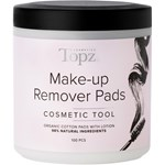 Topz Cosmetics Make-Up Remover Pads 100 st