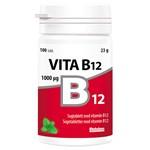 Vita B12 1 mg 100 sugtabletter