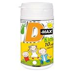 D-Max KIDS 10 ug 90 tuggtabletter