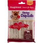 Dogman Chicken Chip Roll med Kyckling 10-pack