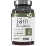 Elexir Järn med C-vitamin 100 tabletter