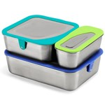 Klean Kanteen Food Box Set Multi Color