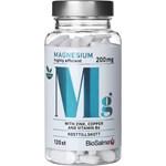 BioSalma Magnesium 200 mg + Zink Koppar B6 120 st tabletter