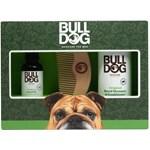 Bulldog Origin Beard kit 30ml+200ml+Skäggkam
