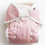 ImseVimse All-In-Two Diaper Pink Sprinkle