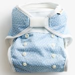 ImseVimse All-In-Two Diaper Blue Sprinkle