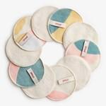 ImseVimse Cleansing Pads Pastel Hoop 10-pack