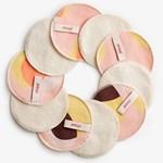 ImseVimse Cleansing Pads Pink Hoop 10-pack