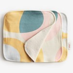 ImseVimse Reusable Face Wipes Pastel Hoop 3-pack