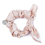Amelie Soie Classic Collection Silk Bow Nude