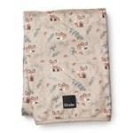 Elodie Pearl Velvet Blanket Nordic