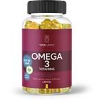 VitaYummy Omega 3 Vegansk 60 st