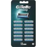 Gillette Mach3 Vertical 12-pack