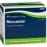 Moxalole Pulver till oral lösning dospåse 20 st