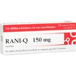 Rani-Q filmdragerad tablett 150 mg 10 st